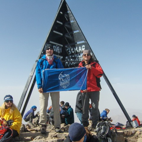 Jbel Toubkal (4167 m nv), Morroco 24. juni 2011